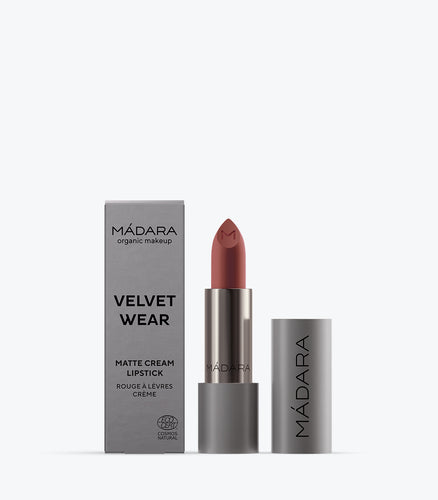 Mádara velvet Wear Cream Lipstick Warm Nude