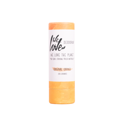 We love the Planet Deostick Original Orange - Zero Waste auf beautynauten.com