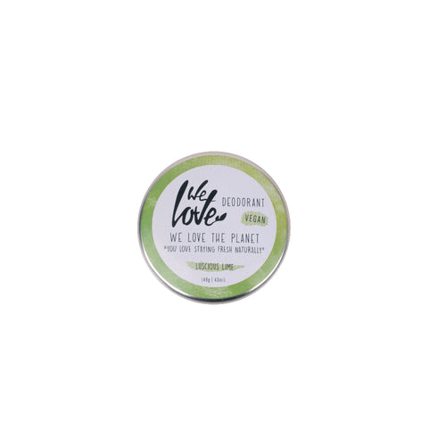 We love the Planet Deocreme Luscious Lime
