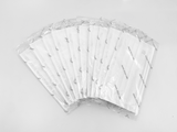 4-Ply Protective Mask - Monochrome Series - White (Pack of 10)