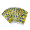 Petite 4-Ply Protective Mask - Minions Series - Yellow (Pack of 10)