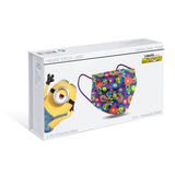 4-Ply Protective Mask - Minions Series - Purple (Pack of 10)