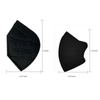 Petite KN95 Protective Mask - Monochrome Series - Black (Pack of 5)