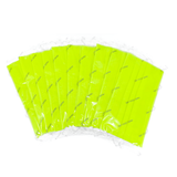 Petite 4-Ply Protective Mask - Neon Series - Lime (Pack of 10)
