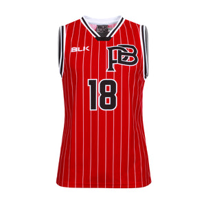 Poverty Bay Heartland Basketball Singlet
