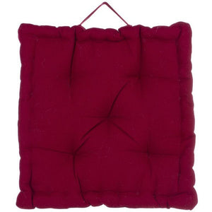 Cuscino box cushion bordeaux - Blanc MariClò Cava de'Tirreni