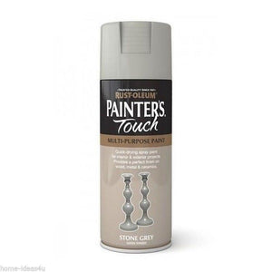 400ml Rust-Oleum Painters Touch Spray Paint multi-purpose Gloss / Satin / Matt - ImagineX Furniture & Interiors