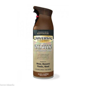 Rust-Oleum Universal All-Surface Spray Paint Metallic / Gloss/ Satin / Hammered - ImagineX Furniture & Interiors