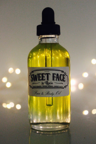 Face & Body Oil