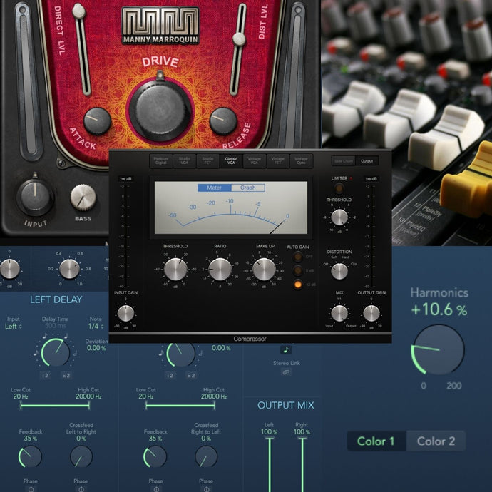 10 Ways To Make Your Vocals Sound Professional - Vocal Processing Secrets