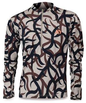 First Lite Llano QZ 1/4 Zip Long Sleeve