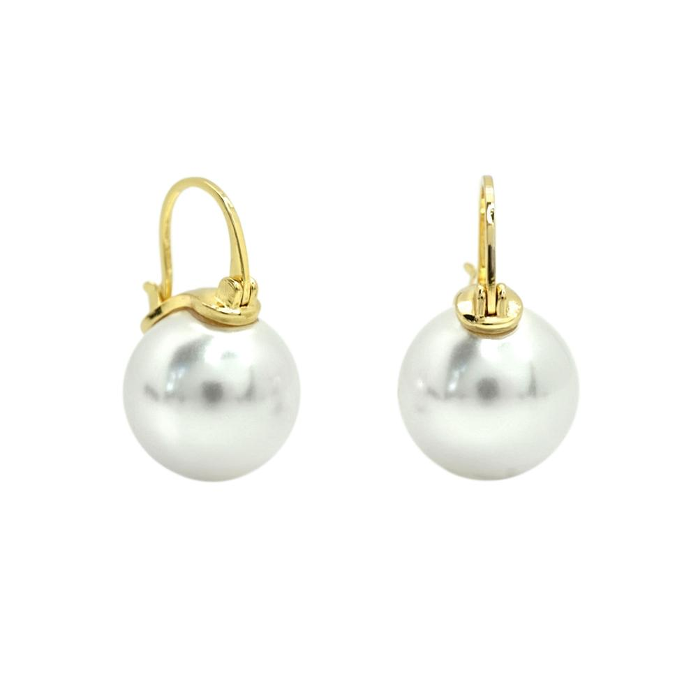 Hung Pearl Earrings