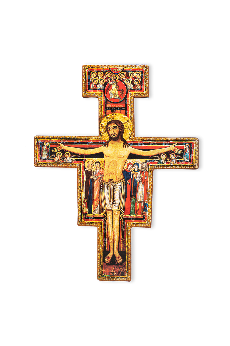 San Damiano Cross 5.5""