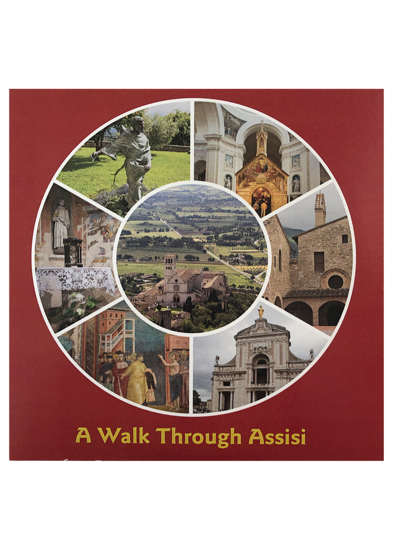 A Walk Through Assisi