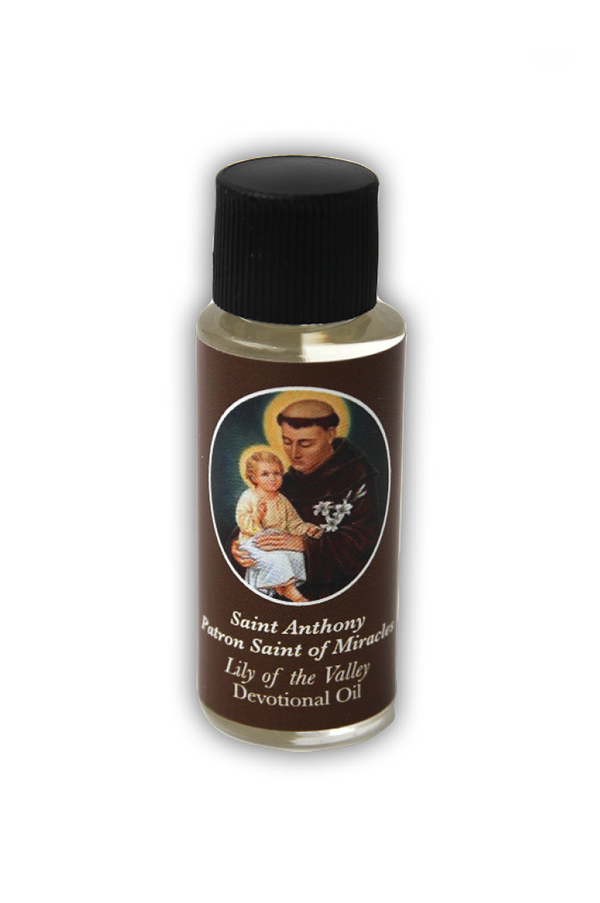 St. Anthony Devotional Oil