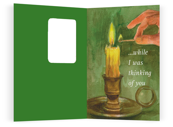 All Occasion Candle Card