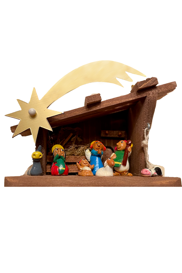 Christmas Creche Set