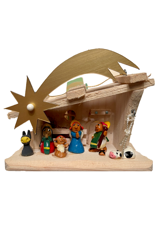 Christmas Creche Set 2