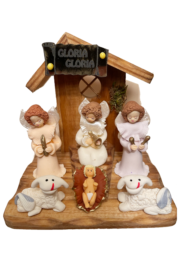 Christmas Creche Set 3