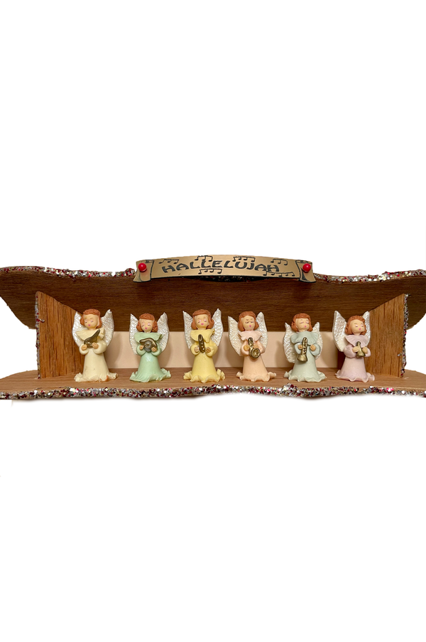 Christmas Creche Set 4