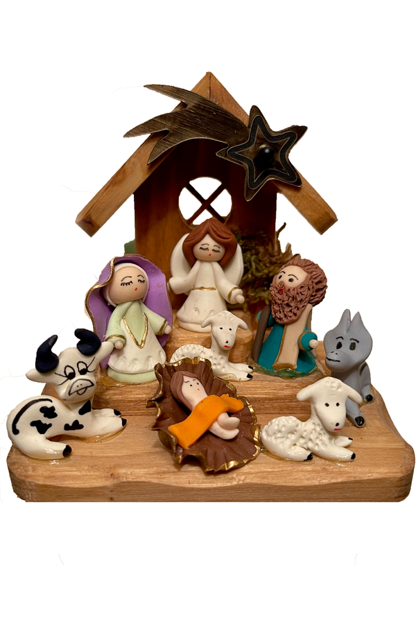 Christmas Creche Set 5