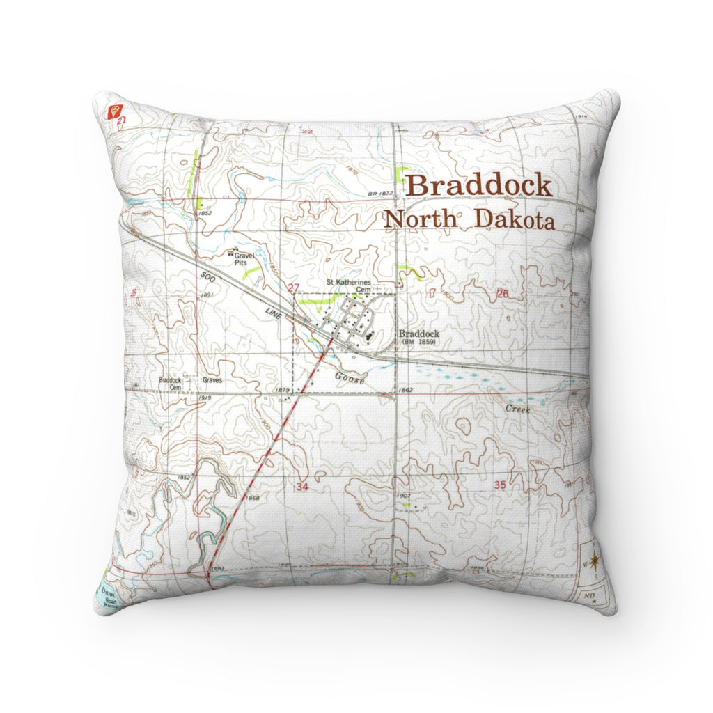 Braddock - North Dakota