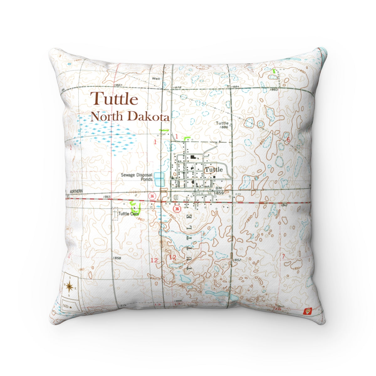 Tuttle  - North Dakota