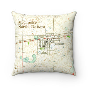 New Salem & McClusky - North Dakota
