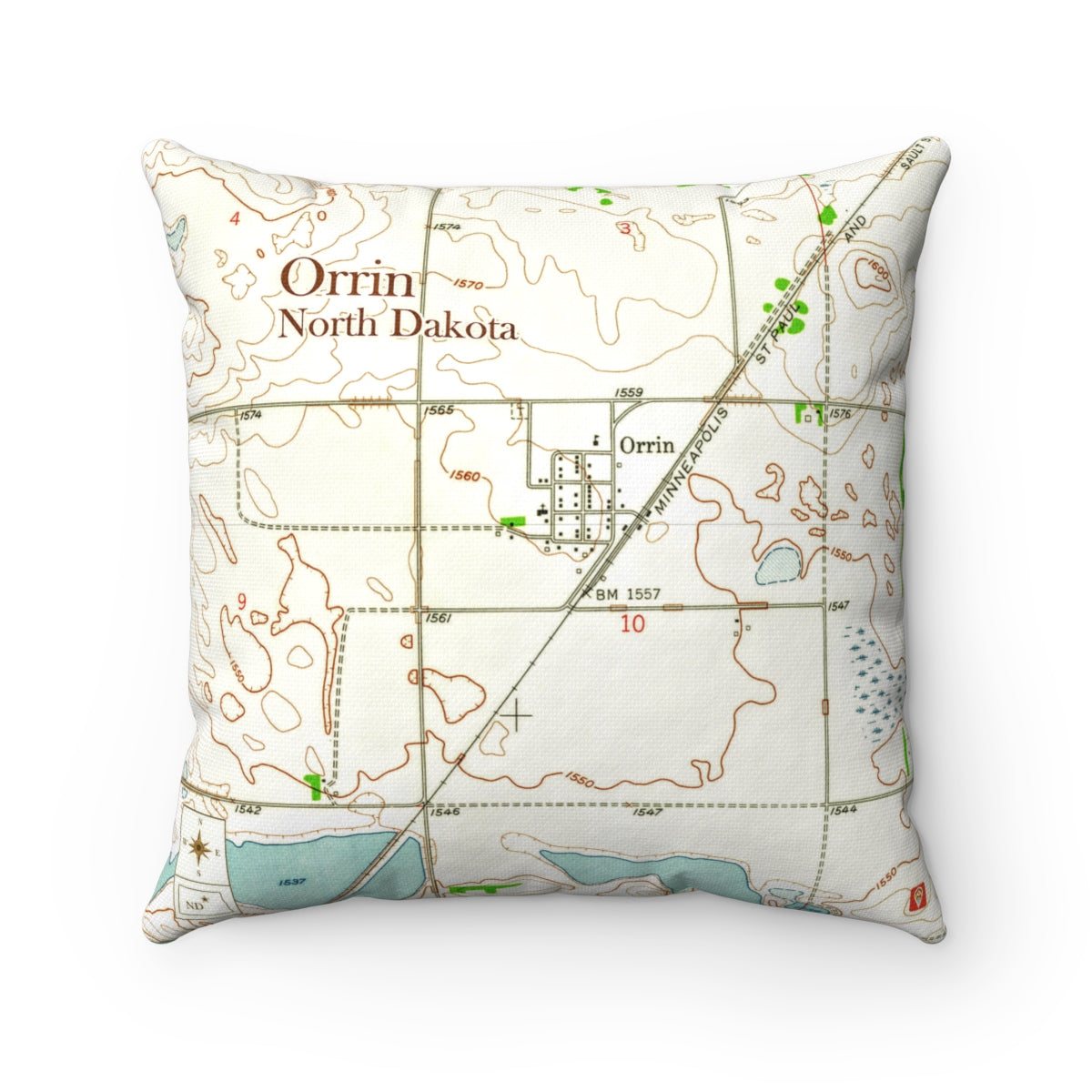 Orrin - North Dakota