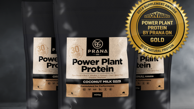 PranaOn's wins 2018's Best Natural Protein!