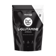 PranaOn L-Glutamine Aminos, Micronized Powder, 300 G
