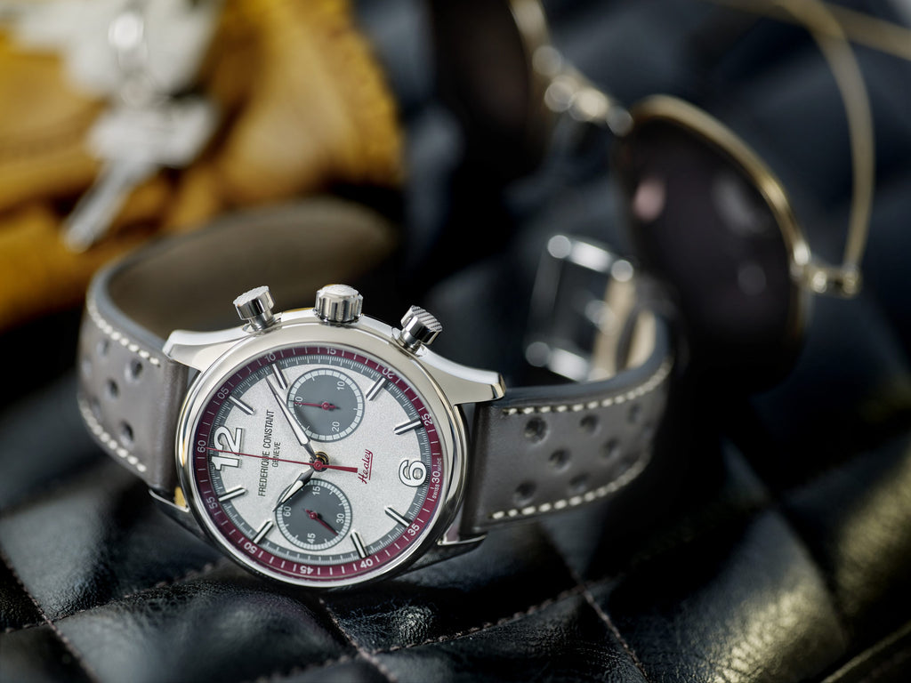 NEW LIMITED EDITION VINTAGE RALLY CHRONOGRAPH