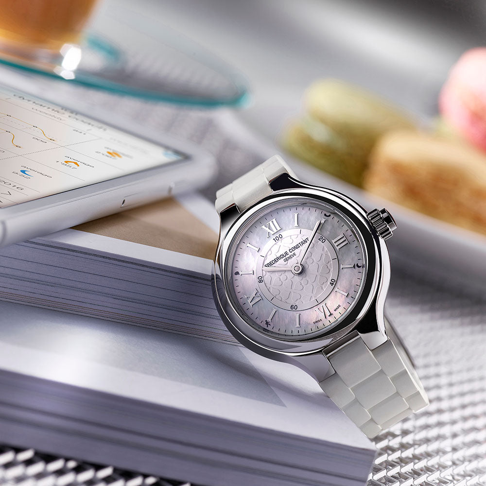 BASELWORLD SPOTLIGHT <br>New Horological Smartwatch Notify Collection for Ladies