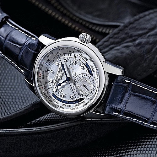 Classics Manufacture Worldtimer Collection