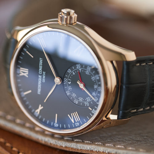 Do Good! Frederique Constant supports <br>Only Watch 2015 a unique Horological Smartwatch for a unique cause