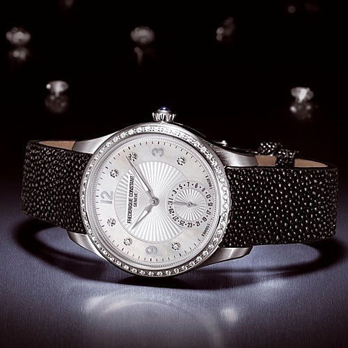 "New ""Maxime Manufacture Lady""<br> A Watch as technical as it is elegant…"