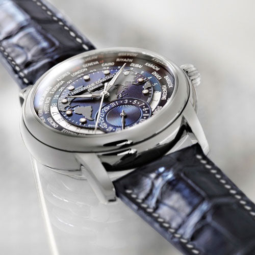When passion meets perfection <br> Classics Manufacture – Worldtimer Collection