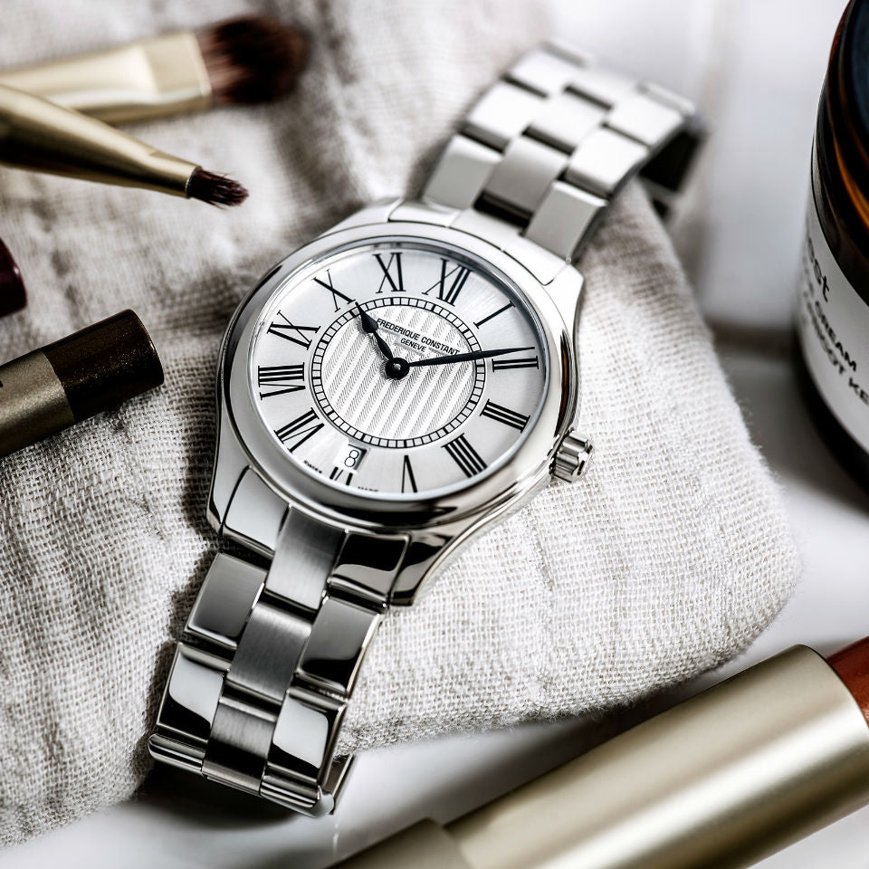 Frederique Constant new Classics Quartz Ladies timepieces