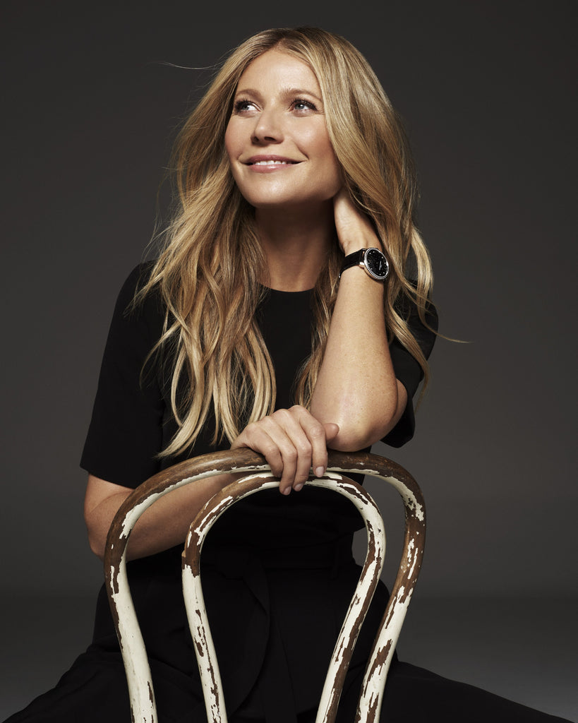 FREDERIQUE CONSTANT CONTINUES PARTNERSHIPWITH <br> GWYNETH PALTROW AS GLOBAL CHARITY BRAND AMBASSADOR <br>AND PRESENTS NEW CHARITY ADVERTISING CAMPAIGN