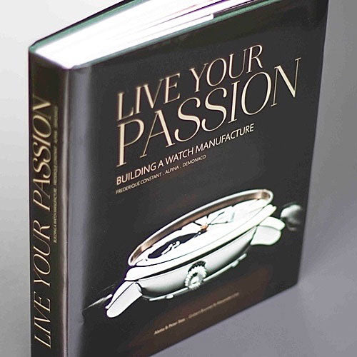Live Your Passion – Building A Watch Manufacture
