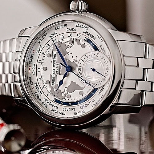 The world just became a brighter place: The Classics Manufacture Worldtimer