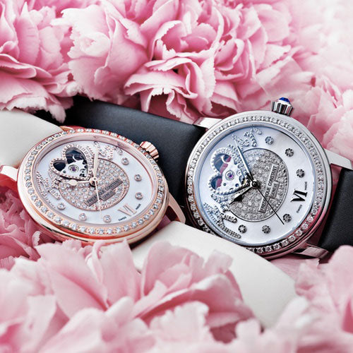 The Lure Of Pavée – 2012 New Ladies Automatic Collection – Pavée Amour designed By Shuqi