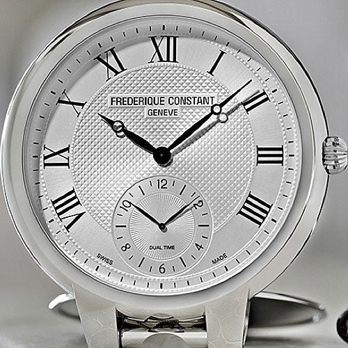 The Frederique Constant Table Clock