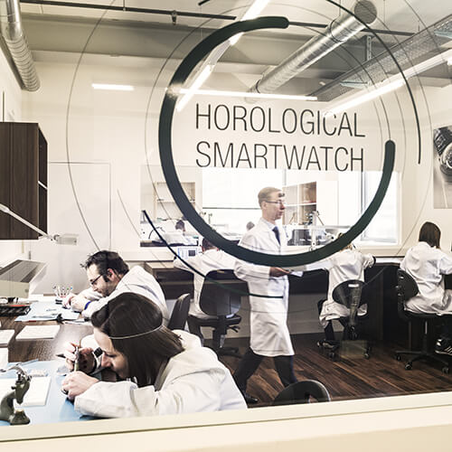 Frederique Constant Horological Smartwatches Now Available In Stores<br> Powered By Silicon Valley's Fullpower Technology Platform