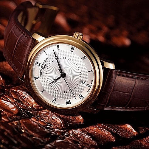Frederique Constant pays tribute to the famous <br>Pianist Frédéric Chopin