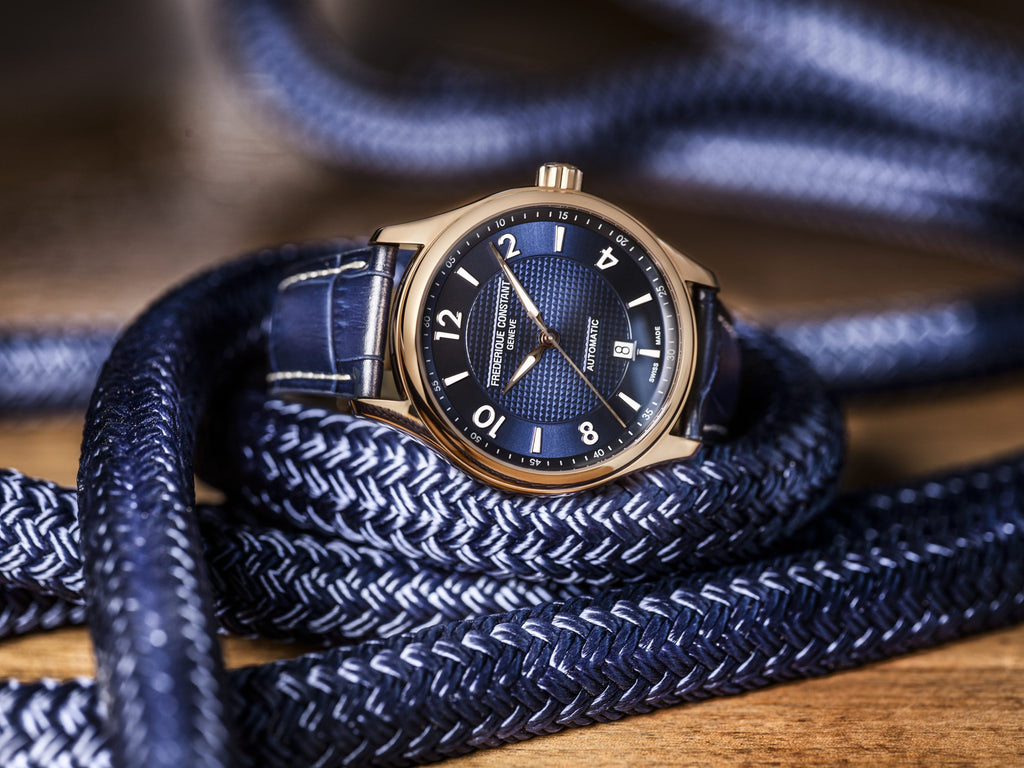 A NEW NAUTICAL ADVENTURE <br> WITH FREDERIQUE CONSTANT &amp; THE LEGENDARY RUNABOUT BOATS