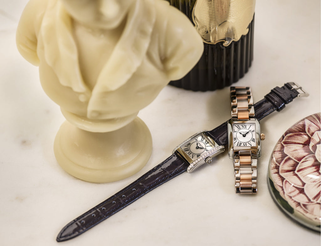 Frederique Constant releases two new Classics Carrée Ladies timepieces