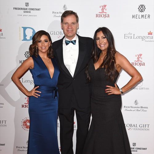 Frederique Constant supports the Global Gift Gala  in London