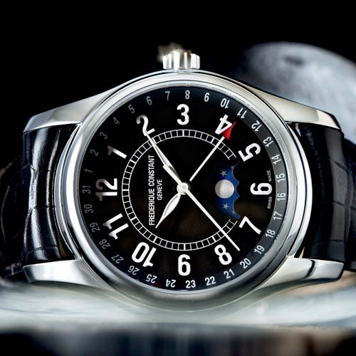 Frederique Constant Index Moon Timer Collection