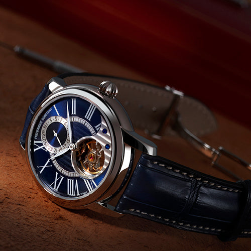Frederique Constant introduces new<br>Heartbeat Manufacture timepieces